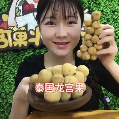 #乐乐吃水果#泰国龙宫果 购买链接https://j.youzan.com/tCIaXY