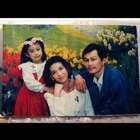 #我的妈妈是女神# 妈妈是我们家的小公举,是我和爸爸心中的女神!嘿嘿~ 提前祝妈妈和所有做母亲的朋友节日快乐呀~