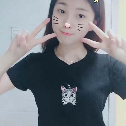 #学猫叫手势舞#原来我是小猫啊!这么可爱!#舞