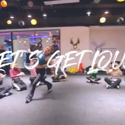 依旧是ibubu去年底北京授课官方版视频 我真的每个八拍都在放炮哈哈哈哈哈哈哈哈哈哈哈🎵Let's get loud #waacking##ibuki##舞蹈#