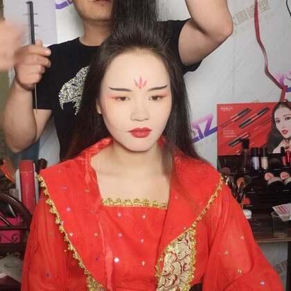 #化妆教程##学化妆#
