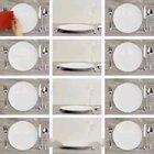 餐巾的12种叠法!姿势贴👍