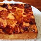 菠萝磅蛋糕#美食#