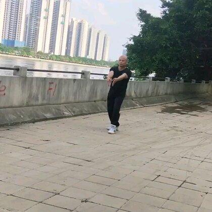 珠江畔#中华传统武术#