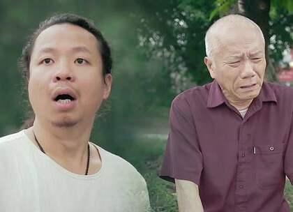 看见迷途的老人他上前安慰,想不到却成为他一生的耻辱!#搞笑##我要上热门##富豪#