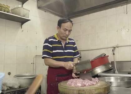 大叔拜师香港云吞王,真材实料日售上万个,吃过都成回头客#二更视频##美食##我要上热门#