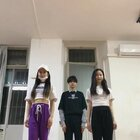 🎵dura 三人版🎵 @美拍小助手 #dura##舞蹈##我要上热门#