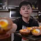 #烤鸡厨房#酥脆多汁的苏格兰蛋??从点赞+评论里抽5位,每人88元红包#美食#