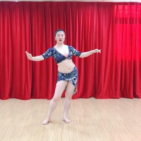【南京.秀玲舞蹈艺术美拍】【实用的肚皮舞网络教学】撩腿训...