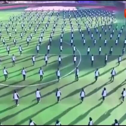 别人的课间操🌹竟是鬼舞步👍#精美电影##舞蹈#