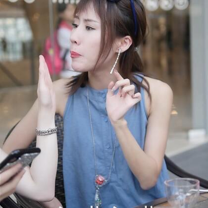 女人的嗓子堪比柯南的变声器@candy粉妞妞 #精选#