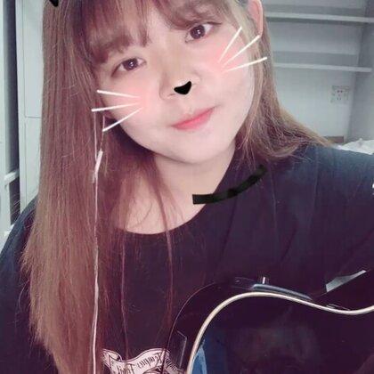 #学猫叫##学猫叫吉他弹唱#