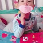 爱你们噢!#宝宝##肖恩在成长#