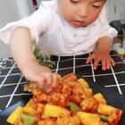 #菠萝古老肉#