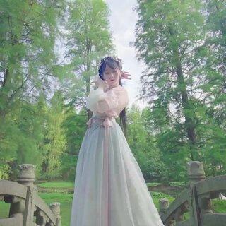我做了一个梦,梦里我是仙女~#唯美古风##白石溪#