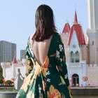 真的,每个女生都应该有一件自己的礼服裙 💃 就算没有场合可以用,就算只为了讨好我们自己 #夏季穿搭##礼服裙#