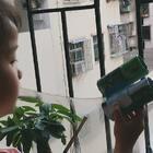 叫我做个望远镜给她看风景。🔭👀#宝宝##莉4岁8个月#2018.5.22