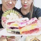 #吃货##美拍小助手##美食#焙尔妈妈千层蛋糕吃了就会让你爱上的美食甜品!全国顺丰冷链空运包邮(全国招代理) 想吃的宝宝赶快加店主微信吧hmx0399转发点赞评论抽1位宝宝送6寸千层蛋糕,2位送紫米面包!!店主微信也有活动哦。赶快行动起来啊!先到先得🤗