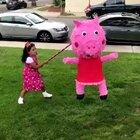 站在旁边的猪看的瑟瑟发抖!😂😂😂#精选##搞笑#