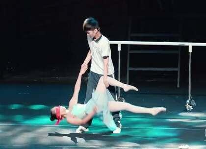 95后聋人女孩把人生经历编成舞台剧,上《中国好舞蹈》征服金星#二更视频##舞蹈##我要上热门#