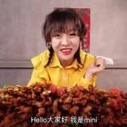 【为食出发】大胃mini6到飞起,666串油炸串串#吃秀##热门##大胃王mini#@美拍小助手