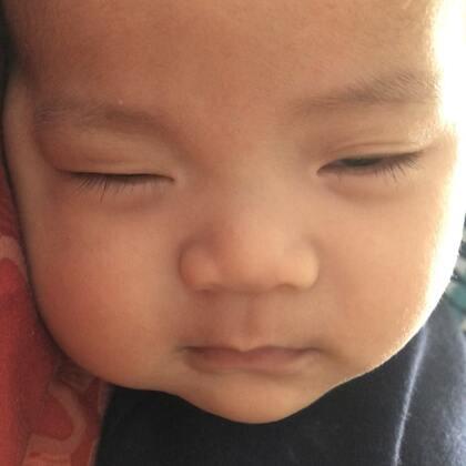 妹妹的小尖下巴双眼皮哪去了……💔#索菲在成长#