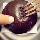 #巧克力爆浆包##美食##热门#