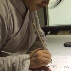 5月26、27日有点茶道课程,这两天苦练琴曲《潇湘水云》和瘦金体《千字文》,感悟宋人的心境。