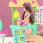 芭比粉红护照海边度假套装 #玩乐星球##儿童玩具##宝宝#