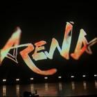 #舞蹈##arena全球舞朝竞技场##arena舞朝竞技场#一场视觉盛宴!