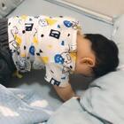 戏精骆又上线了~🤪睡前总得闹腾那么一阵子~#宝宝##戏精##六一宝宝日常#@美拍小助手