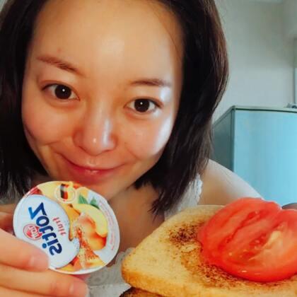减肥健康的饮食早餐。#我的减肥早餐##我要上热门@美拍小助手#