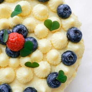 教你做简单又快捷的生日蛋糕:...