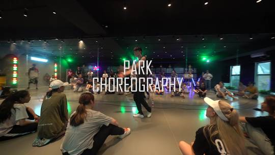 #舞蹈##VB舞蹈#来自韩国的大师PARK 编舞Cookie
