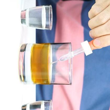 #手工#还记得刘谦的茶水变色魔术吗?今天我们用另一种方式试试,陪孩子动起手来哦#茶水变色##魔术#