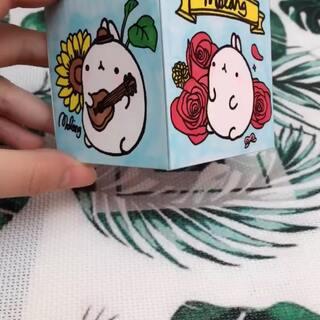 自制《土豆兔盲盒》 它还有个名字叫什么来着?#拆盲盒##自制拆盲盒##土豆兔#