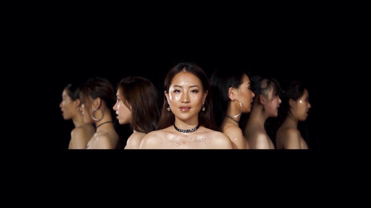 Elsa Choreography Ariana Grande - GOD IS A WOMAN (Ft.Victory,Xtina,Dayue,Melody,Dayday,Vicky)@Elsa的的-CasterCrew @DayDay👀 #原创##舞蹈##编舞##jazz##caster#