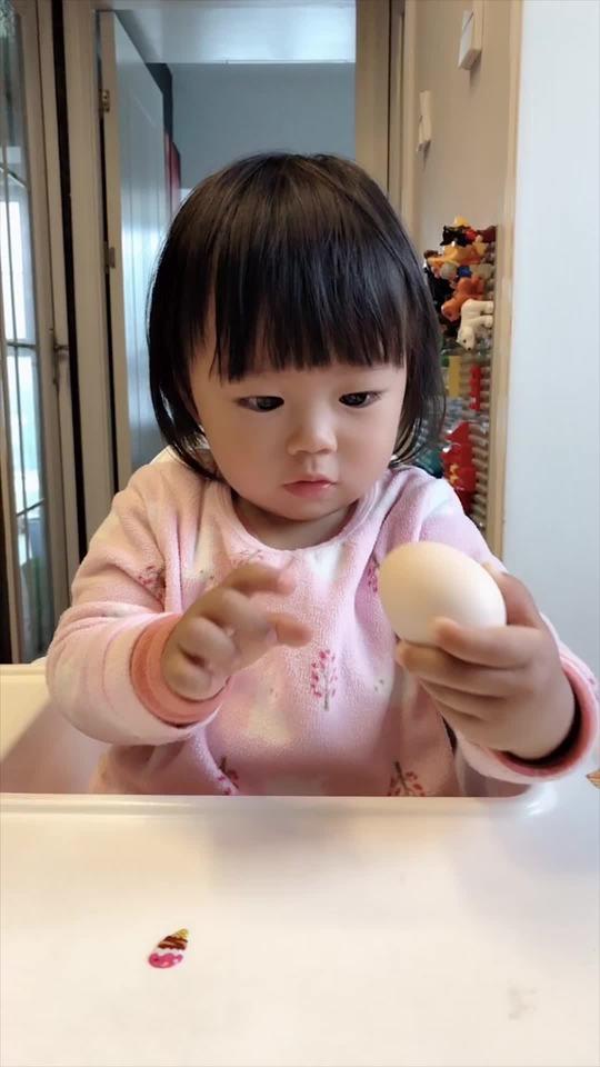 自己动手,丰衣足食 #宝宝##搞笑##我要上热门# @美拍小助手