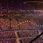 #張藝興大航海演唱會# 超級好看的小燈燈~