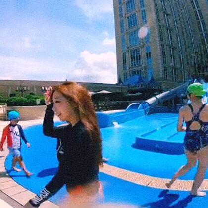 #日常vlog# 嘿 喜歡夏天 你呢?