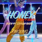 【莹莹自编舞】??:honey(ruck p remix)#舞蹈##jazz#