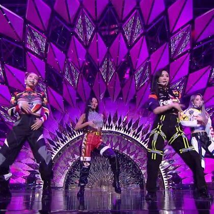 #MAMAMOO - HIP#2019SBS演技大赏,表演嘉宾,好厉害一天赶场两次大型活动,大势??!#舞蹈##敏雅韩舞专攻班#http://www.minyacola.com/