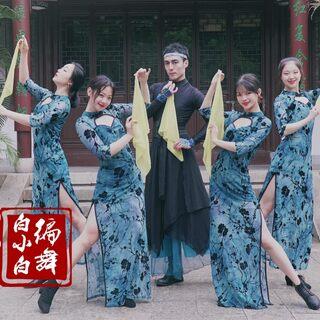 #多情種##白小白編舞##中國風爵士舞#情深已不懂人憔悴《多情種》中國風爵士編舞MV來也~新年第一支編舞送給大家~希望你們喜歡??@美拍小助手