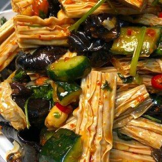 腐竹這樣做非常好吃#美食##家常菜##我要上熱門#