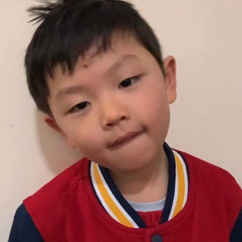 【鐘恩淇美拍】#寶寶長相預測# 經常會幻想七仔...