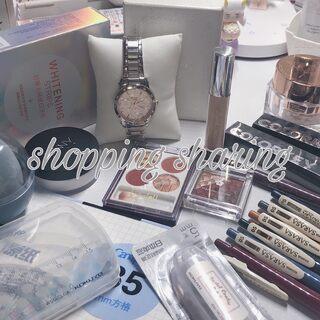 #shopping sharing#久違啦~新的風格 ???意可私信or評論o #購物分享##美妝#