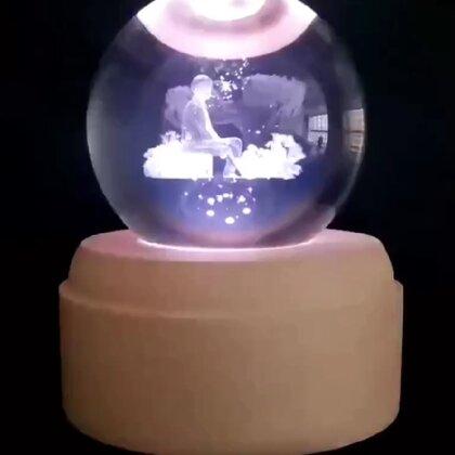 水晶球1樣