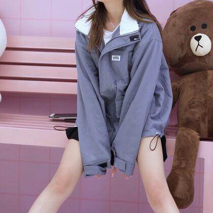 粉色的甜甜的,可愛又俏皮的小女生,該會俘獲多少男生的心鴨#我要上熱門##穿秀#@美拍小助手