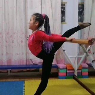 #舞蹈基本功練習#