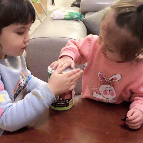 【Babybarak美拍】家中常備零食海苔??發這個視頻就...